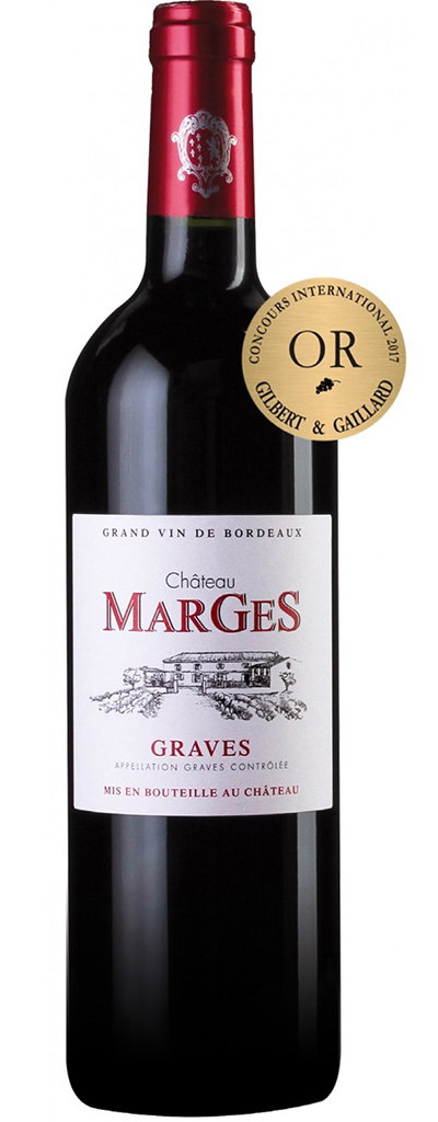 Chateau Marges - Graves Rouge