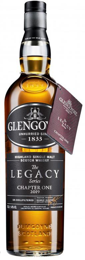 Glengoyne Distillery - Legacy Chapter One Whisky